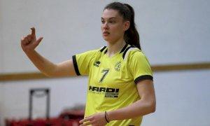 Pallavolo femminile, Sofia Ferrarini completa il reparto centrali della Lpm Bam Mondovì