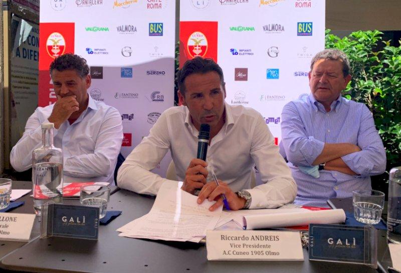 Valter Vercellone, Mauro Bernardi e Riccardo Andreis