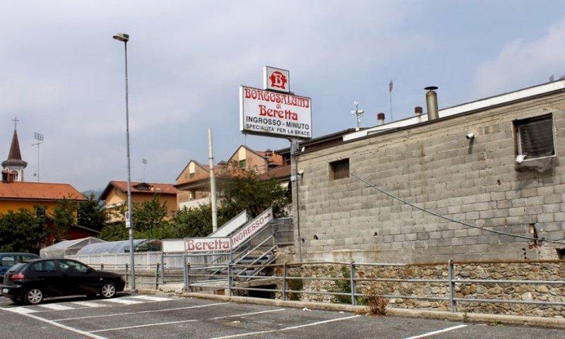 Addio a Giuseppe Beretta, fondatore del salumificio di Borgo San Dalmazzo