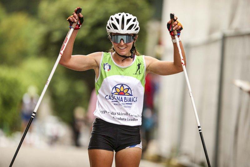 Skiroll, altra impresa di Elisa Sordello: arriva il secondo titolo italiano