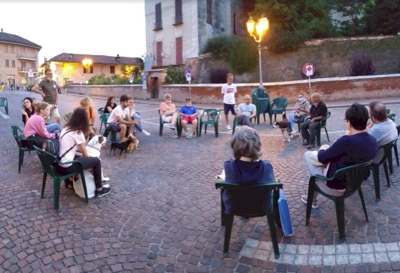 A Moretta una serata dedicata agli amici a quattro zampe