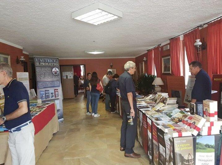Salone del Libro di Frabosa Sottana, ultimi ritocchi prima del taglio del nastro all'edizione 2021