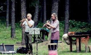 """""""Occit'amo"""" in Valle Varaita tra musica dei Pirenei e percussioni del fondatore dei Mau Mau"""