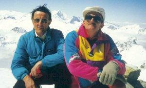L'alpinista Mauro Manfredi presenta il suo libro
