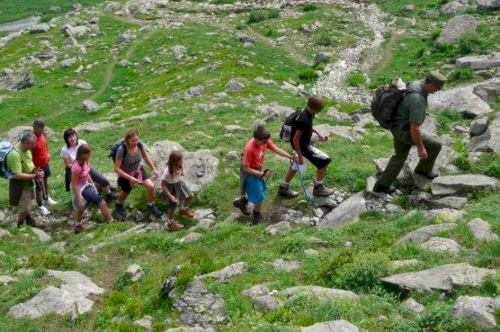 Il Parco del Monviso propone escursioni e attività per famiglie con bambini nelle valli Po e Varaita