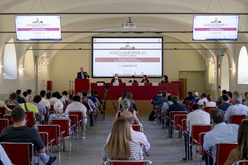 Fondazione CRC e Unisg celebrano a Pollenzo i due anni del progetto SMAQ
