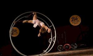 Arriva a Busca il Grande Circo di Gregor & Katjusha