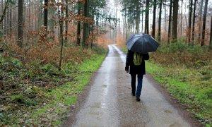 Forti temporali attesi in Piemonte nel pomeriggio
