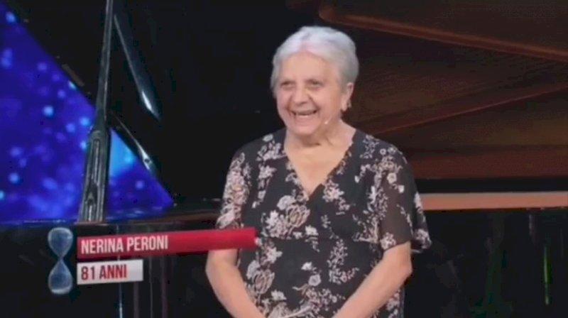 Lunedì l'ultimo saluto a Nerina Peroni, incantò al piano il pubblico della tv