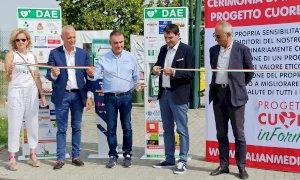 Quattro nuovi defibrillatori nei punti nevralgici di Fossano