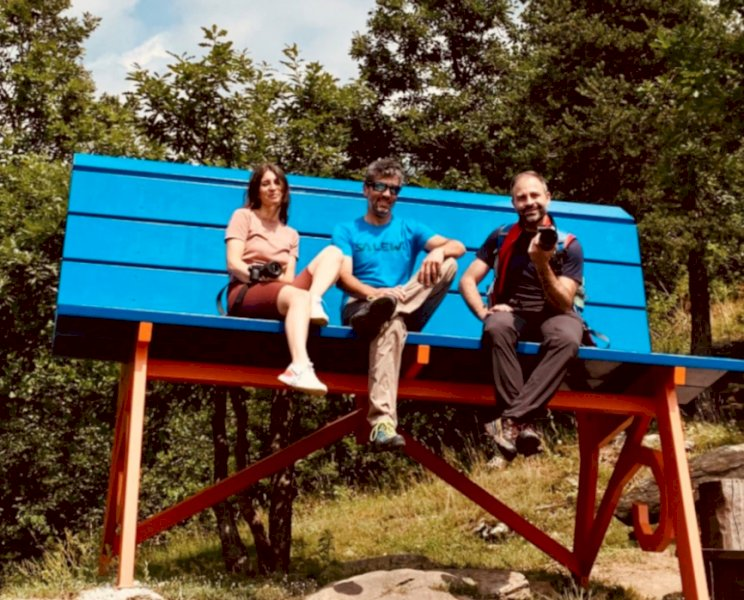 L'Atl del Cuneese ospita in valle Varaita i fotografi dell'IG World Club con la Passeggiata Gourmet
