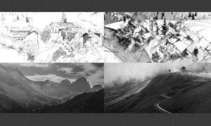 """Sabato 7 agosto inaugura a Dronero la mostra """"Paesaggi ritrovati"""""""