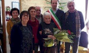 È morta Rita Sordello, se ne va una delle tre 'centenarie' di Borgo