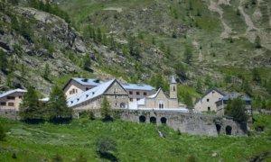 Un progetto per far conoscere il cammino di Sant'Anna di Vinadio anche a chi viene da lontano