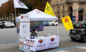 Sabato a Cuneo i Radicali fanno il punto sulla raccolta firme per il referendum eutanasia
