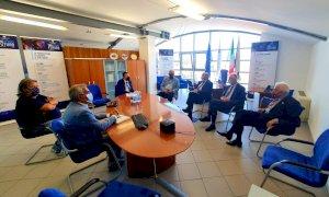 Confcommercio Cuneo incontra l'Associazione Bersaglieri in vista del Raduno Nazionale 2022