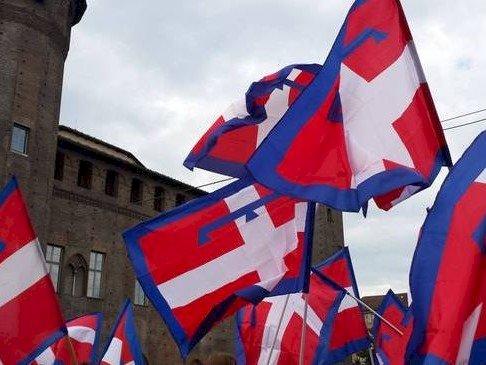 """""""Drapò: un simbolo, una regione, una bandiera"""""""
