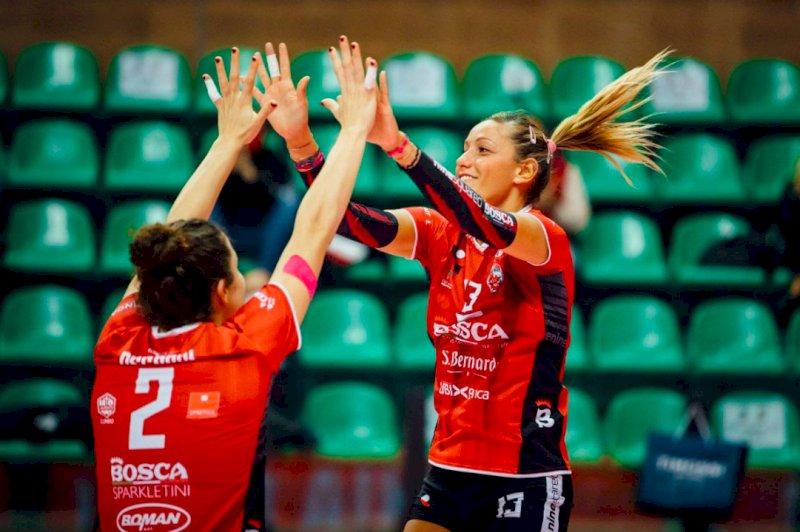Volley, ufficiali i numeri di maglia della Bosca S.Bernardo Cuneo per la prossima stagione