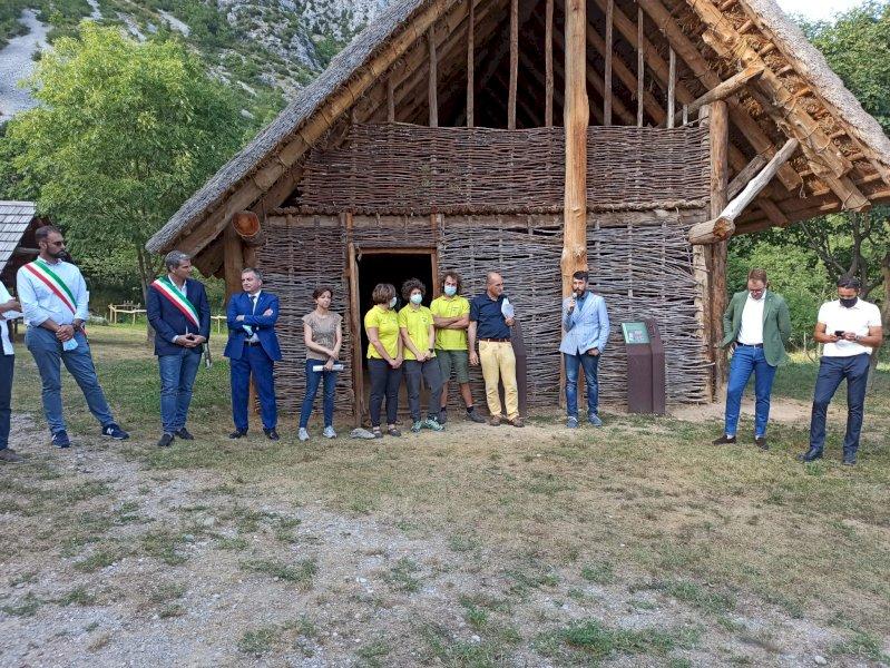 Inaugurata a Valdieri la nuova gestione del Parco Archeologico (VIDEO)