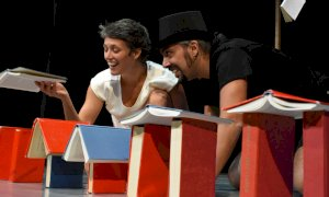 Domani a Cuneo nel cortile della Biblioteca 0-18 lo spettacolo di teatro per bambini