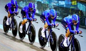 Olimpiadi, inseguimento a squadre, l'Italia di Elisa Balsamo chiude al sesto posto