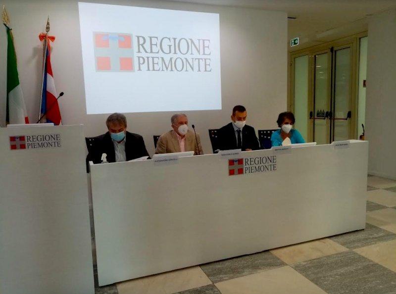 Covid-19, oltre 6 milioni e mezzo di euro dalla Regione per i primi 10 progetti del bando Infra-P