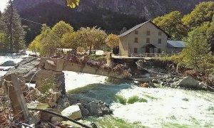 Il Parco Alpi Marittime chiede fondi all'UE per i sentieri danneggiati dall'alluvione del 2020