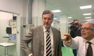 """Rifare l'ospedale di Cuneo al Santa Croce? Icardi chiude la questione: """"Sciocchezza da campagna elettorale"""""""