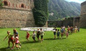 """""""Forte e chiaro"""", evento di Artea per bambini e famiglie al Forte di Vinadio"""