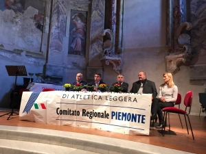 Successo per la premiazione di Fidal Piemonte a Cuneo