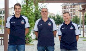 Pallavolo A2/M: Cuneo conferma lo staff tecnico per la nuova stagione