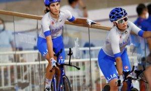 Olimpiadi, ciclismo su pista: Elisa Balsamo ottava nella prova Madison