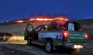 Incendi boschivi, il corpo Aib Piemonte accorre in Calabria