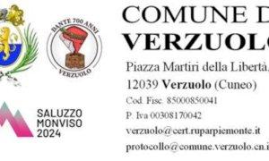 Verzuolo, un nuovo logo dantesco sulla carta intestata del Comune