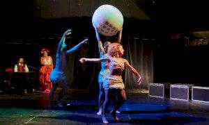 Il circo Madera a Castelmagno a Ferragosto