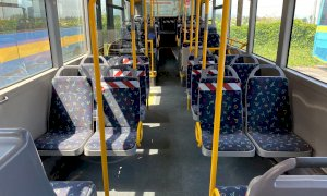 Borgo San Dalmazzo, minacciò l'autista del bus dopo averlo costretto a fermarsi: condannato