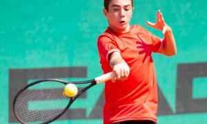 Tennis, al Crea International domani le finali dei singolari tra Nosei e Corsaro, Maduzzi e Pennè