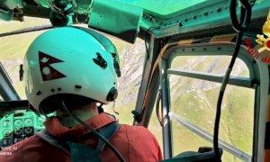 Pontechianale, recuperati due escursionisti: erano bloccati nel vallone di Sustra