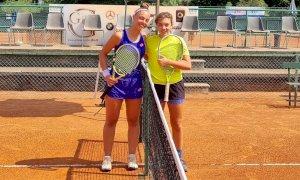 Tennis, Gaia Maduzzi e Giacomo Tosei vincono il torneo under 18 del Country Club Cuneo