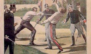 Quando un articolo di giornale poteva costare una vita: il duello di Savigliano del 1896