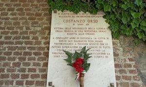 Borgo San Dalmazzo: la storia dell'attentato al comandante fascista e la morte di Costanzo Orso