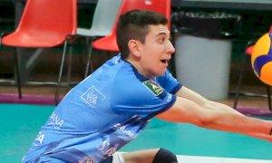 Cuneo Volley, Francesco Bisotto convocato dalla nazionale Under 21