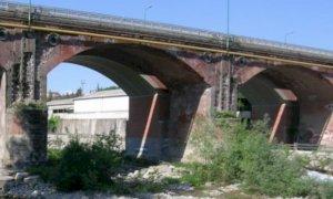 Iniziati i lavori per il consolidamento del ponte Gesso a Cuneo