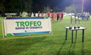 Calcio, domenica 12 settembre si gioca il VI Trofeo Banca di Cherasco