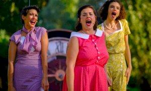 Le Radiose mescolano musica e clownerie al Teatro Civico di Caraglio