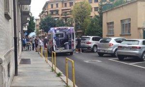 Cuneo, passante investita da un'auto in retro in via Sebastiano Grandis