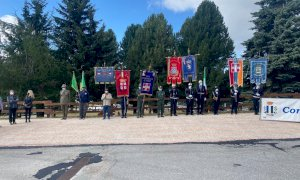Alba presente alla cerimonia per il 77° anniversario della Battaglia del Sestriere