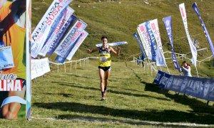 Atletica, Elia Mattio vince la prova juniores del Challenge Stellina