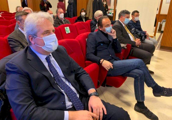 Federico Borgna e Alberto Cirio