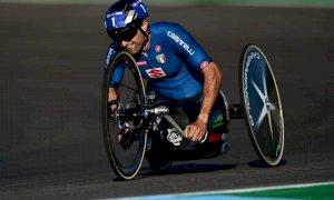 Paralimpiadi, Diego Colombari quarto nella cronometro individuale